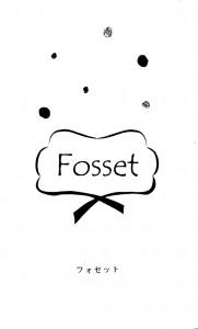 Fosset